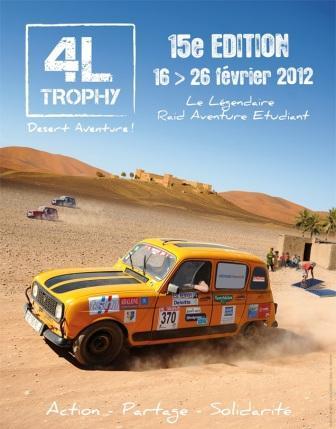 afiche 4L trophy