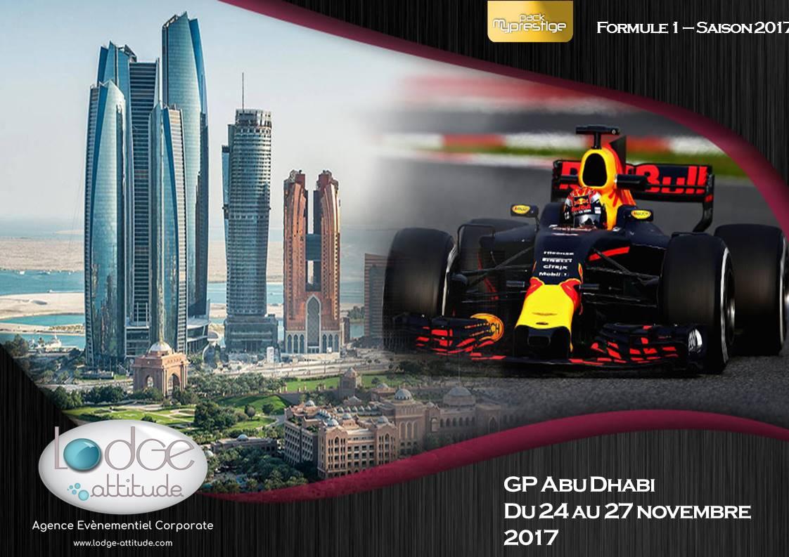 GP F1 2017 Abu Dhabi
