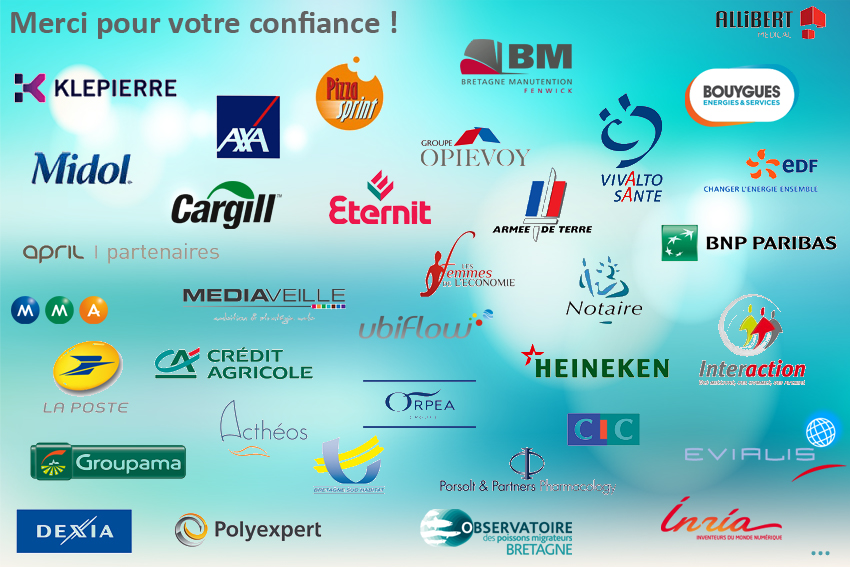 Merci Clients