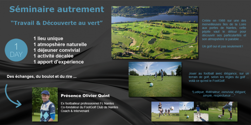 Offre Footgolf