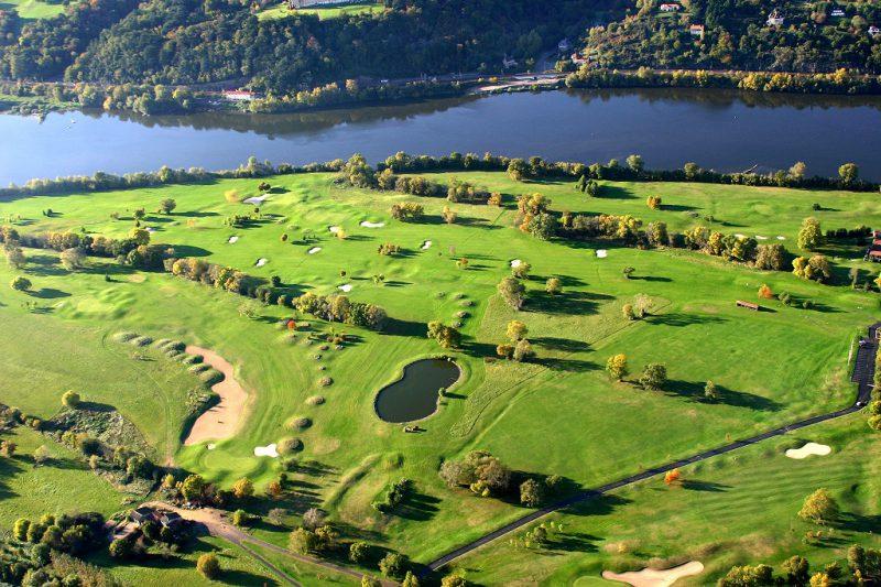golf ile or la varenne