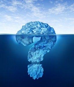 mystère iceberg