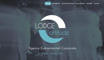 présentation nouveau site et logo